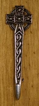 """Broche  """" Keltische zwaard """"  UITVERKOCHT"""
