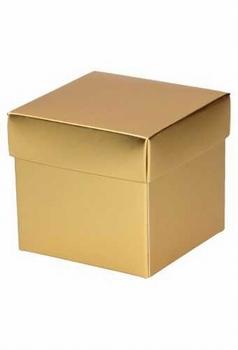 Inpakken in geschenks doosje  ( afmeting : 6 x 6 x 6 cm )