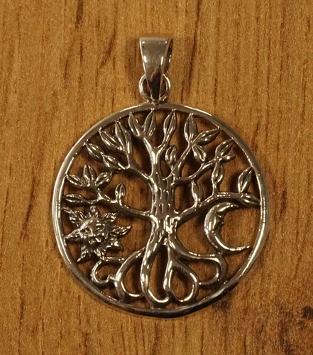 """Hanger  """" Tree of life with sun and moon """""""