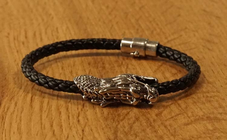"""Armband  """" Keltische wolf """""""