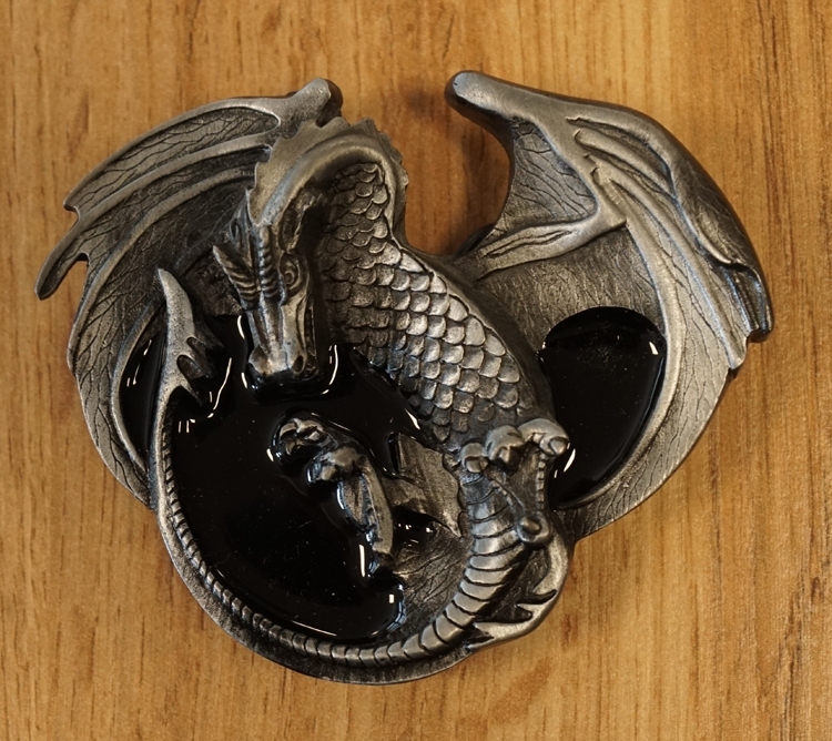 """Buckle """" Senga Dragon """""""
