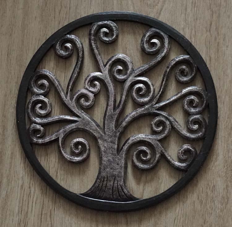 "Decoratie  "" Levensboom """