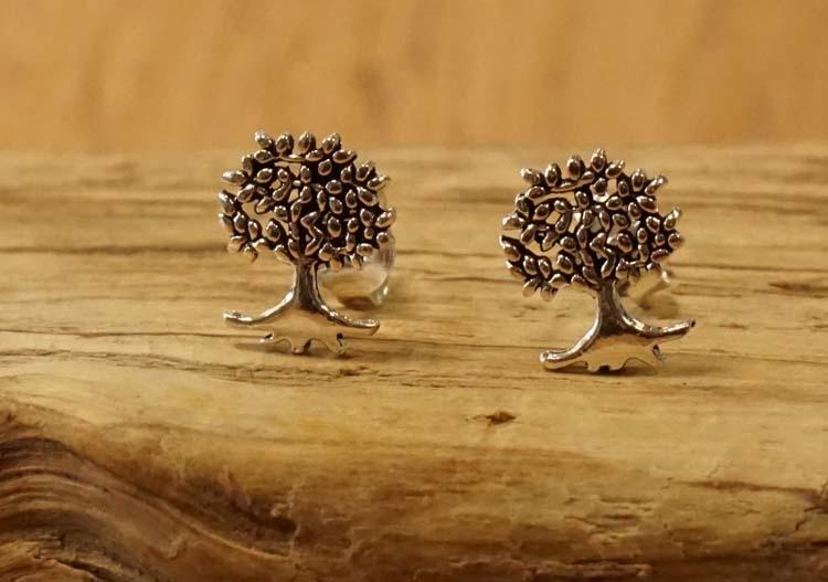 """Oorknopjes  """" Tree of life """""""