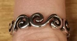 """Ring """" Keltische knoop """""""