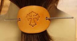 Haarspelden kruizen