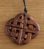 Kettingen houten